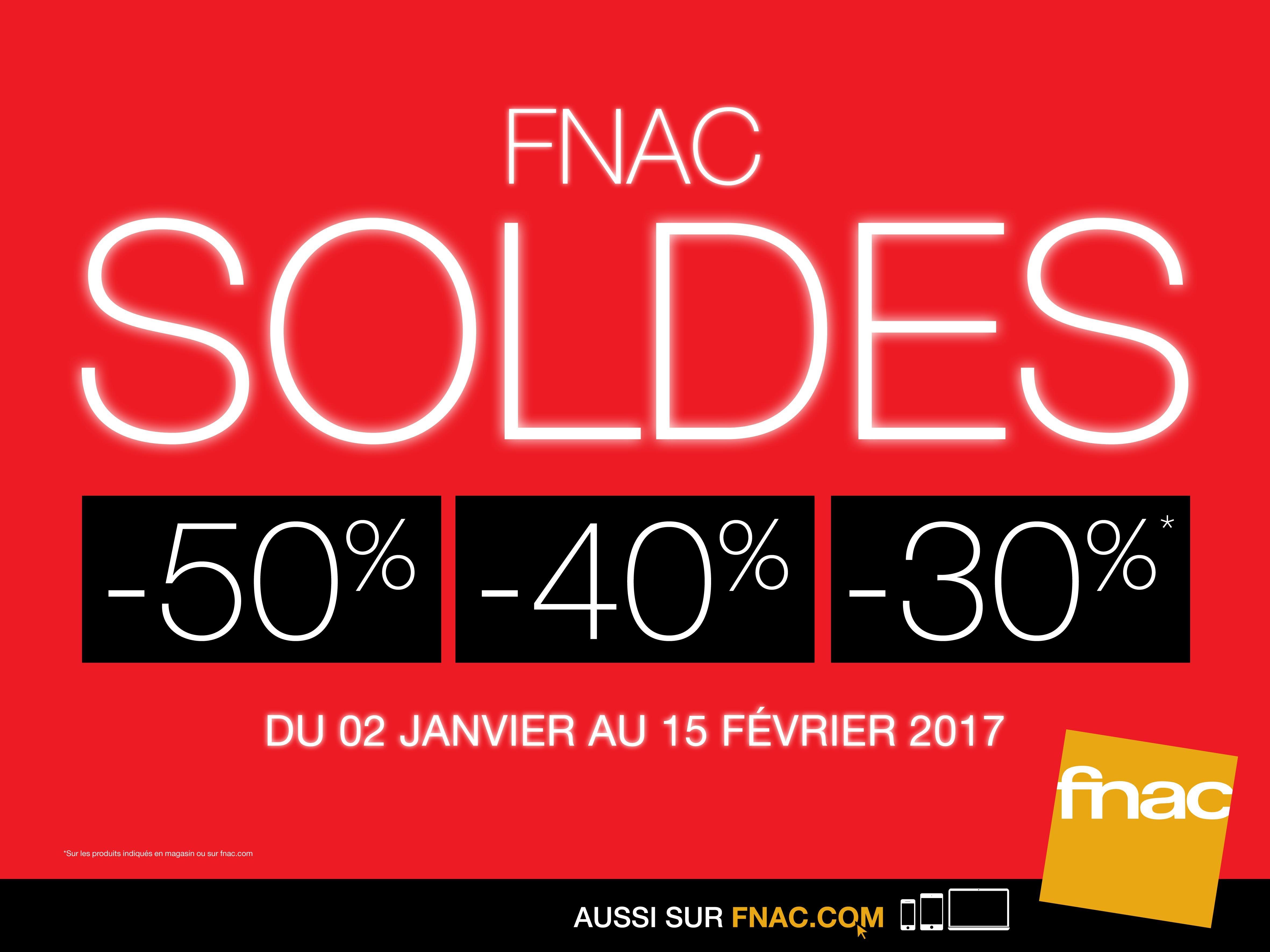 ed2248da1fe34c Soldes d'hiver dans votre magasin Fnac - Conseils d'experts Fnac