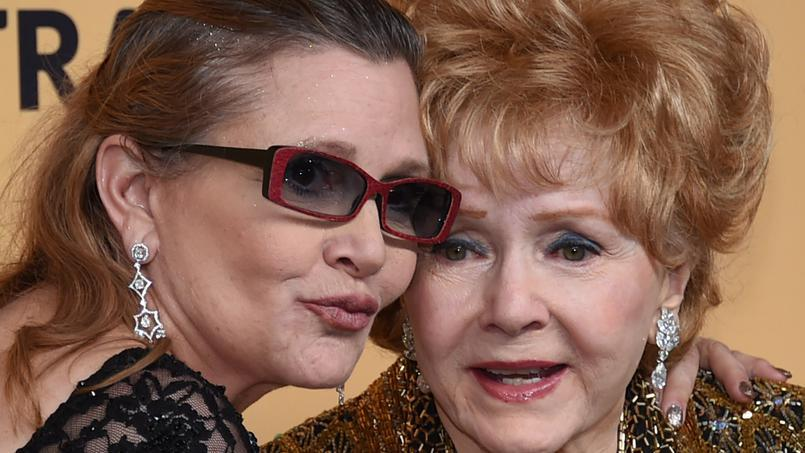 carrie fisher-debbie reynolds