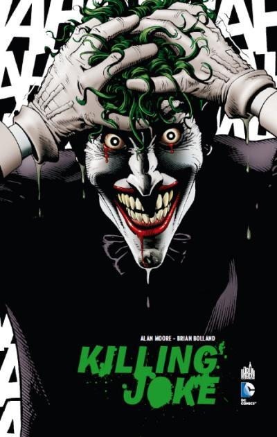 The Killing Joke, Alan Moore