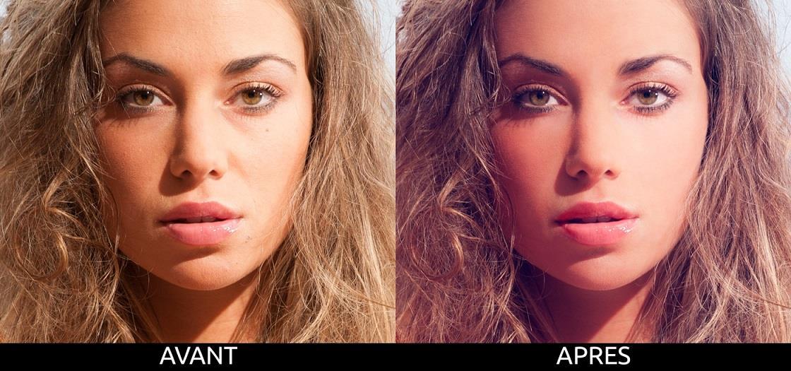 la retouche de mode avec photoshop et lightroom