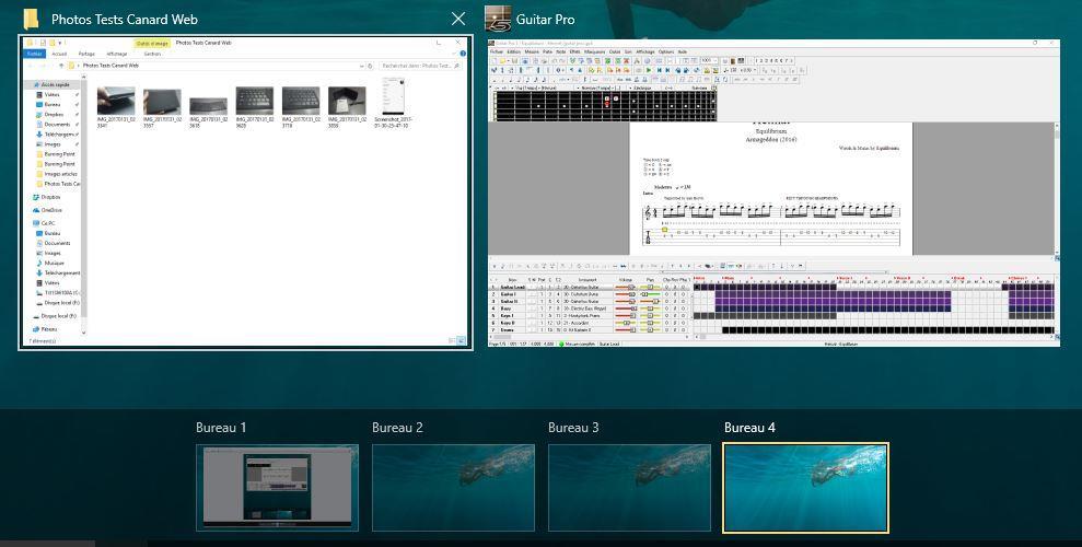 Besoin De Sorganiser Sur Windows 10 Le Bureau Virtuel Est