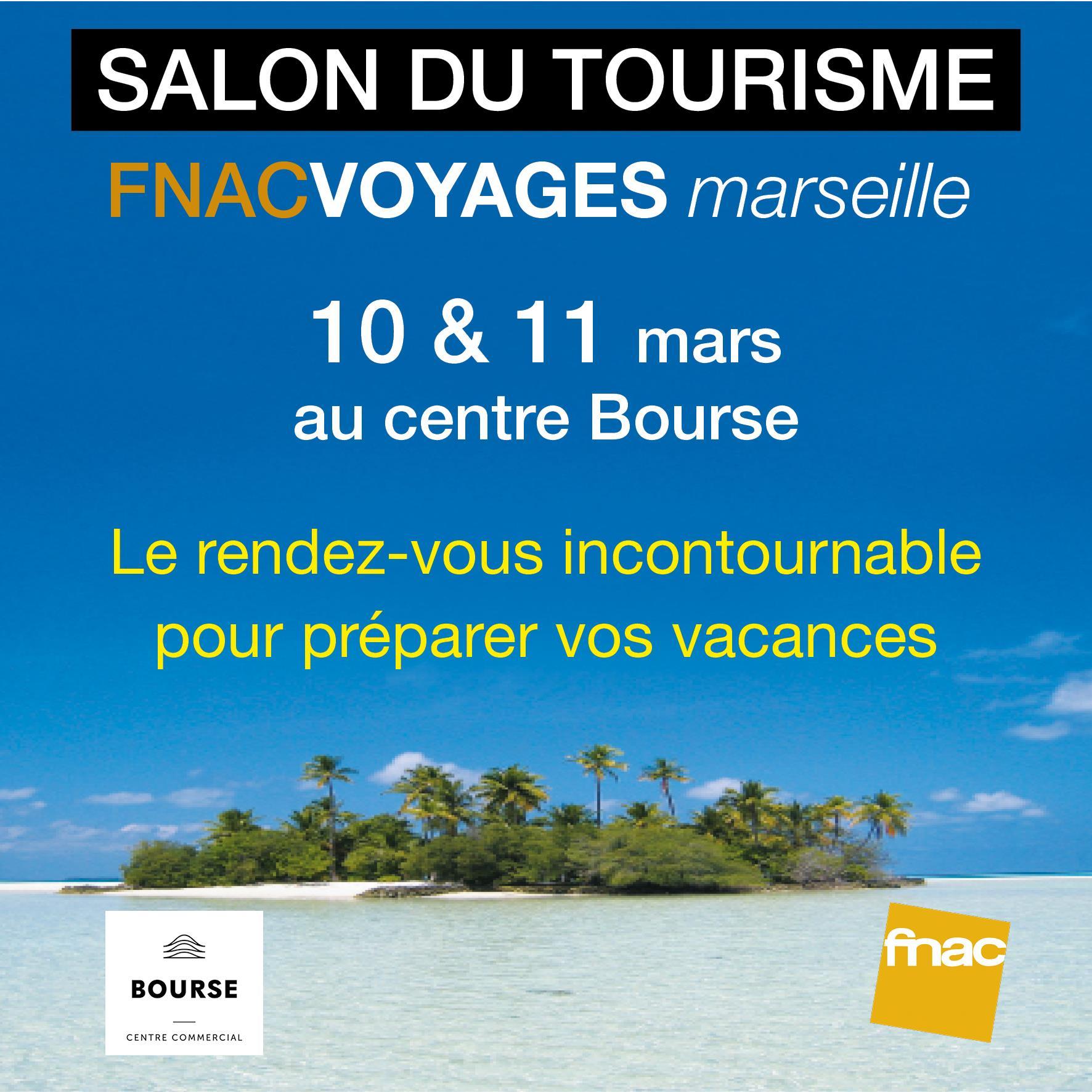 Salon du tourisme fnac voyages marseille conseils d - Salon grand voyageur gare montparnasse ...