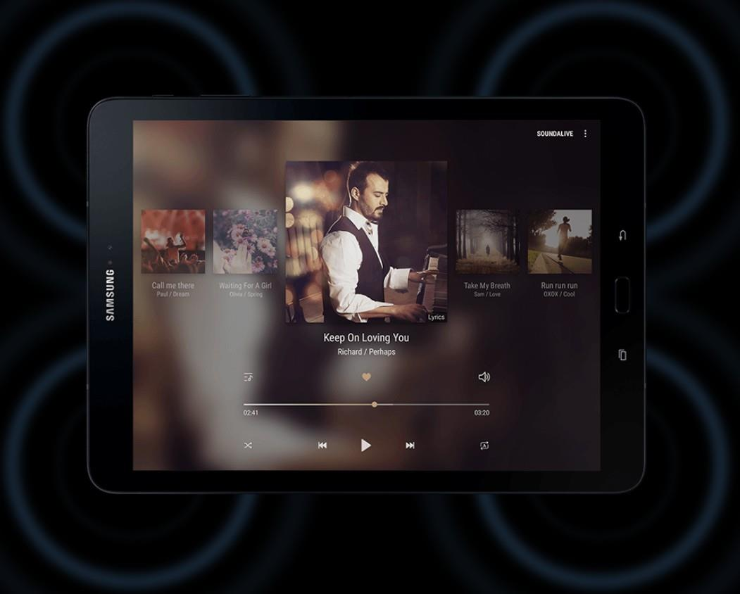 samsung galaxy tab s3 la tablette de l 39 ann e conseils. Black Bedroom Furniture Sets. Home Design Ideas