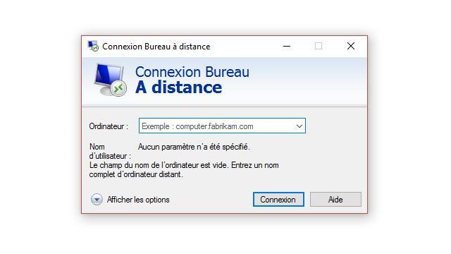 bureau a distance