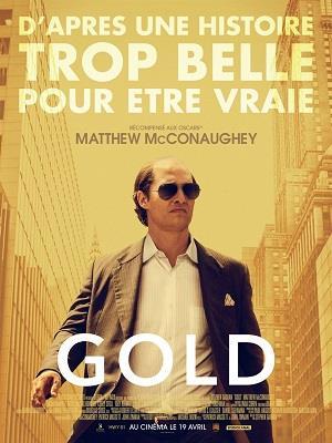 Gold matthew mcconaughey