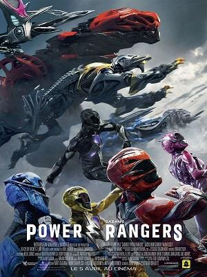 power rangers film 2017