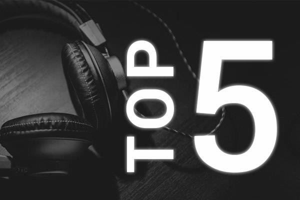 Top 5 des casques à réduction de bruit -