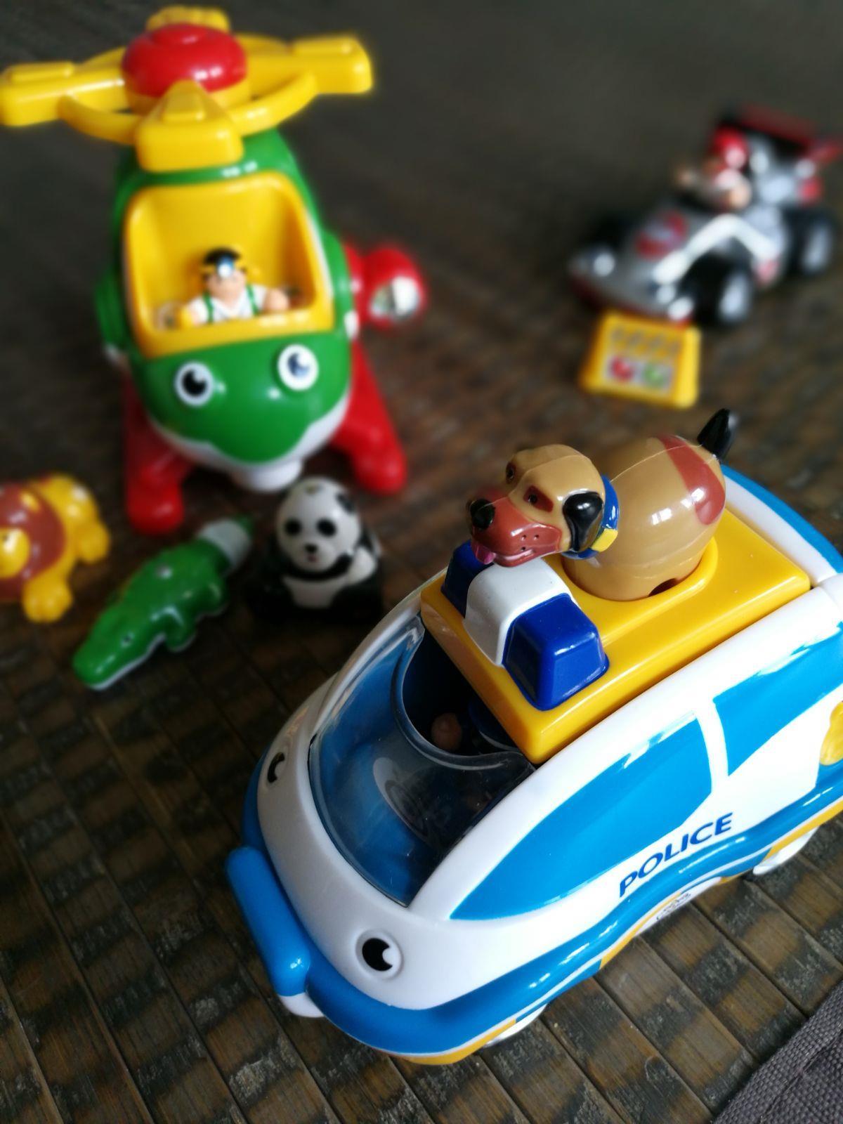 Radio Salle De Bain Fnac ~ les v hicules wow toys transportent votre imagination conseils d
