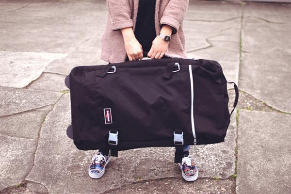 chaussures de sport 57fbb d20aa Embarquez avec les sacs de voyage Eastpak ! - Conseils d ...