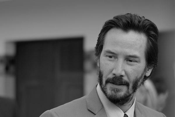 Keanu Reeves, le loup solitaire
