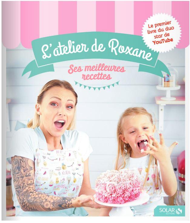 L Atelier De Roxane Raibow Pop Cake
