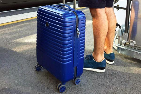 8569d5d3a9 Caumartin, la petite valise DELSEY qui a tout d'une grande ...