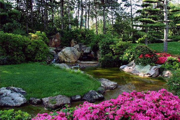 symbolique composants et entretien tout sur le jardin japonais - Jardin Japonais Le Havre