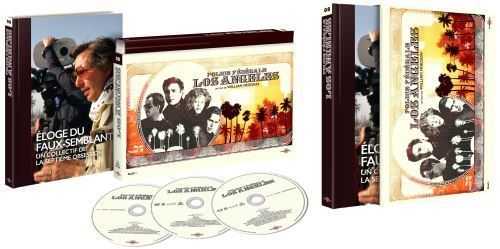 Police-Federale-Los-Angeles-Coffret-Ultra-Collector-n-8-Blu-ray-2-DVD-Livre-160-pages