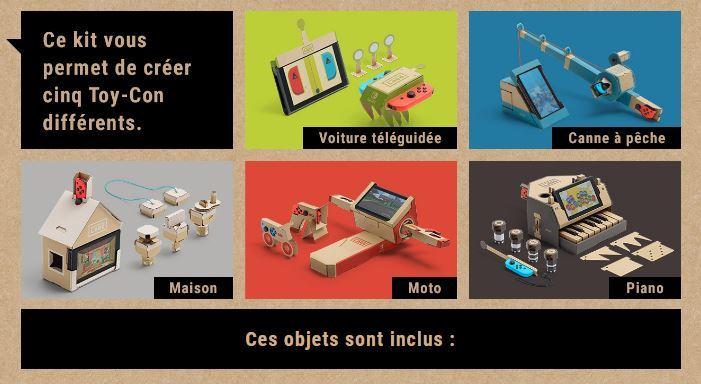 Un La Switch Carton Les Toy Nintendo Avec Va ConConseils Faire 5L34jARq