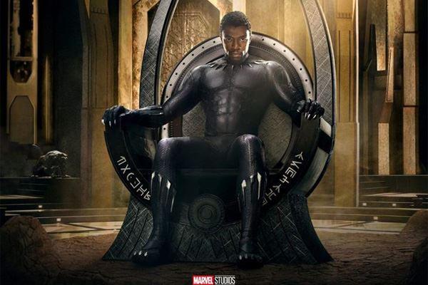 Marvel sort les griffes avec Black Panther