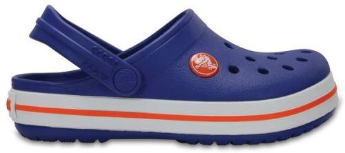 Crocs crocband enfants sabots <strong>chaussures</strong> sandales en cerulean bleu 204537 4o5