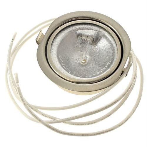 Spot + ampoule halogene 12v 20w pour Hotte Candy