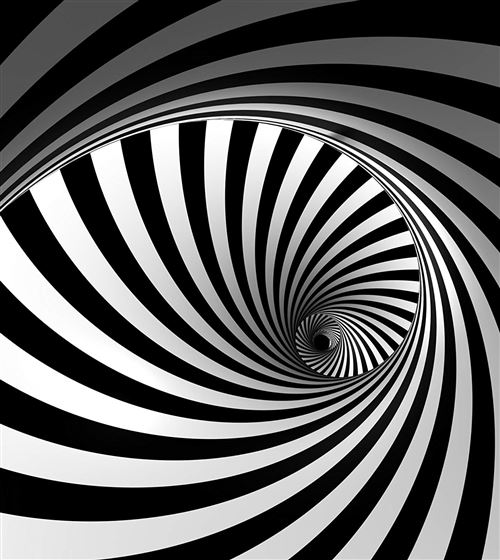 AG Design Odeur fTNxl 2515 Papier Peint Photo Murale Spirale