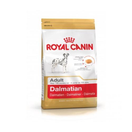 Croquettes pour chien dalmatien royal canin breed dalmatian adult sac 12 kg