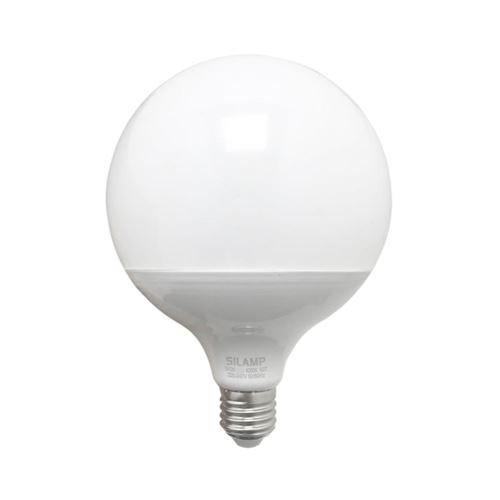 Ampoule E27 LED 18W 220V G95 300° - Blanc Froid 6000K - 8000K - SILAMP