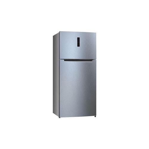 Haier - Htm-776snf - Refrigerateur Double-portes - 479 L 369 + 110 L - Froid No Frost - A+ - Silver