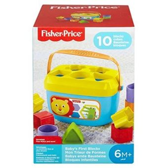 FISHER-PRICE BABY'S FIRST BLOCKS REFRESH