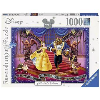 1000 Stuks WD: Belle en het Beest