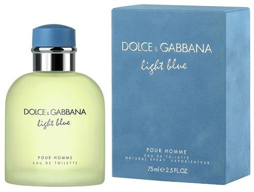 Dolce & Gabbana light blue pour homme 75 ml Eau de Toilette