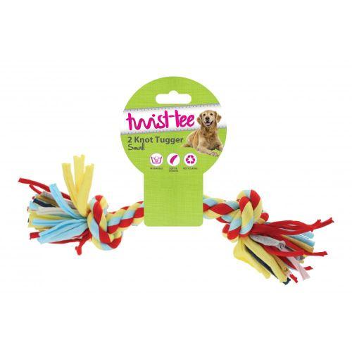Happy Pet - Jouet corde à noeuds pour chiens - UTBT879