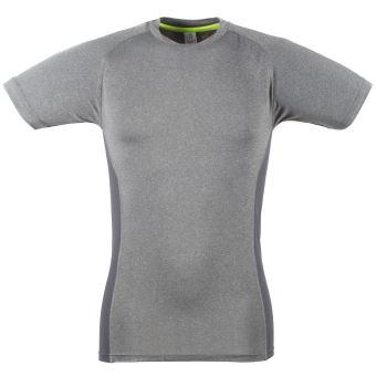 chaussures de séparation a298a a24e5 Tombo Teamsport - T-shirt sport à manches courtes - Homme (S) (Gris) -  UTRW4788