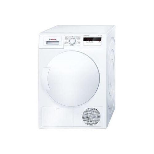 Bosch Wth83001ff - Seche Linge Frontal - 7 Kg - Condensation Avec Pompe A Chaleur - Classe A+ - Blanc