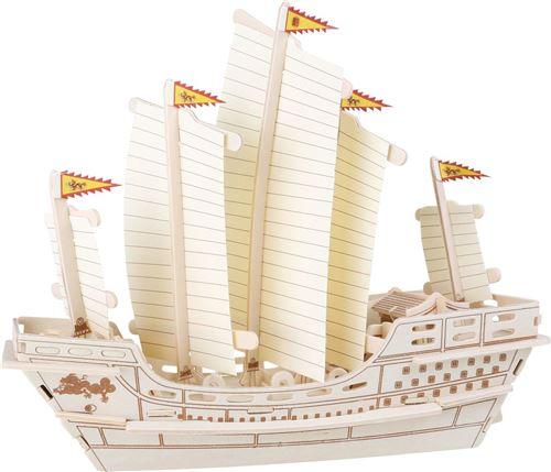 Puzzle 3D Bateau à voile Zheng He - 6944