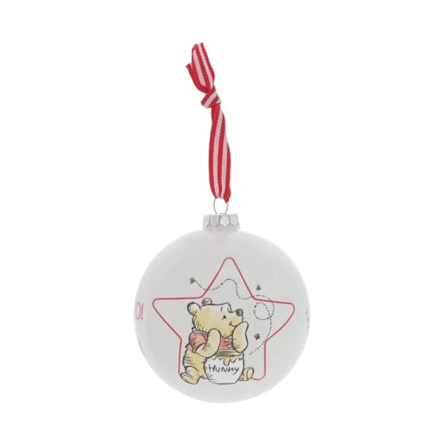 Disney Winnie l'ourson Boule de Noël