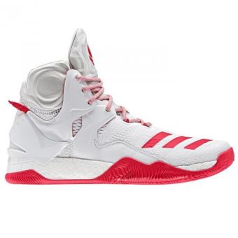 Rose 1 Chaussure D Blancrouge Pointure Adidas 7 41 De Basketball Lq3Rj4A5