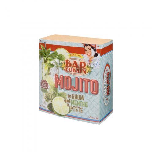 Mojito Coffret set cocktail