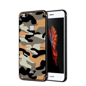 coque huawei p10 lite camouflage