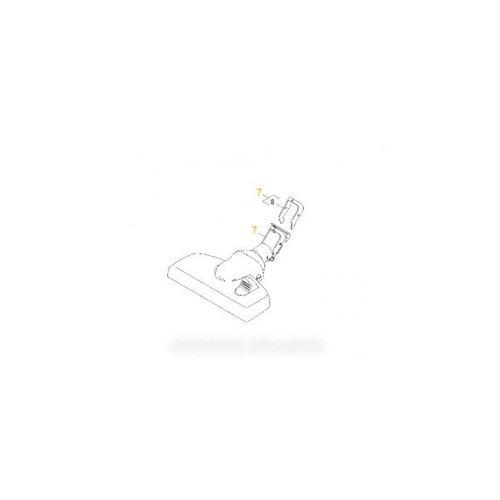 Brosse de sol comfoglide 2006 pour aspirateur karcher - 5685957