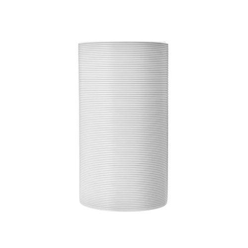 Tuyau d'échappement 6 po Dia PVC + feuille flexible pour conditionneur peut-être étirées 2M