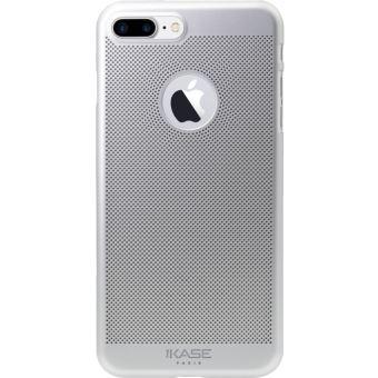 iphone 7 plus coque argent