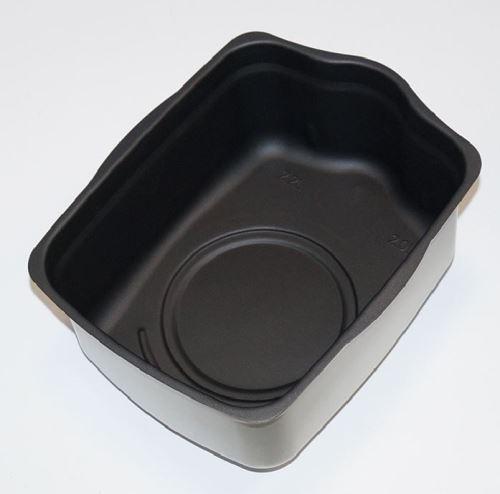 Cuve + résistance de friteuse Super Uno