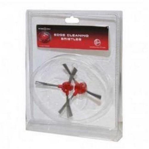 Lot 2 brossettes laterales RB206 (145980-3711) Aspirateur robot 35601259 HOOVER - 145980_8016361839915