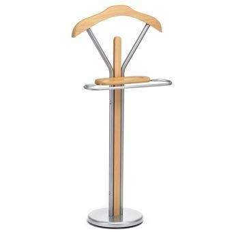 Valet de chambre FABIO laqué couleur hêtre - Achat & prix | fnac