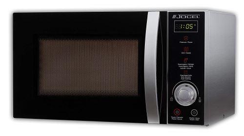 Jocel jmo001276 micro-ondes, 1000 W, 23 litres, noir [Classe énergétique A]