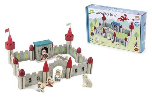 Tender Toys château de loup junior 40,7 x 27,8 x 16,3 cm