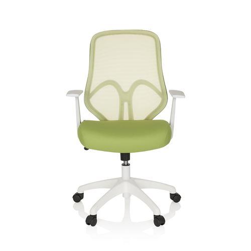 Chaise de bureau siège pivotant AMIKO II maille tissu