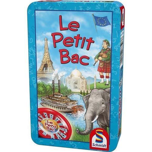 SCHMIDT AND SPIELE Jeu de poche - Le petit bac