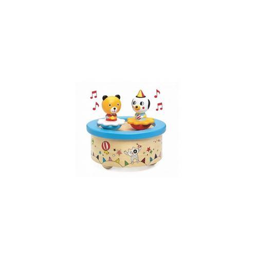 Boîte à musique magnétique : Fantasy Melody Djeco