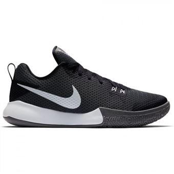 los angeles 66927 90436 Chaussure de Basketball Nike Zoom Live II Gris Noir Pour Homme Pointure - 42  - Chaussures et chaussons de sport - Achat   prix   fnac