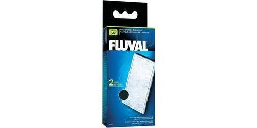 Fluval A490Accessoires pour étang Cartouche de polyester/charbon actif de rechange FL U2